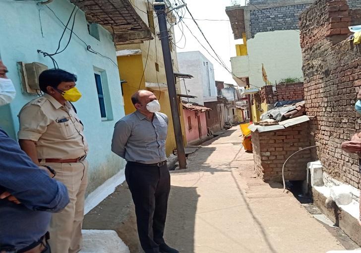 पहले से ज्यादा सख्ती की तैयारी, पिछले 7 दिनों में 11831 लोग संक्रमित 126 की मौत भिलाई,Bhilai - Dainik Bhaskar
