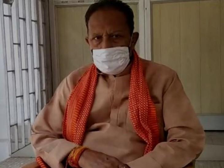 सुभाष सिंह के नाम से फर्जी फेसबुक ID, रिश्तेदारों और करीबियों से मांग रहा पैसा, EOU के SP से शिकायत|बिहार,Bihar - Dainik Bhaskar