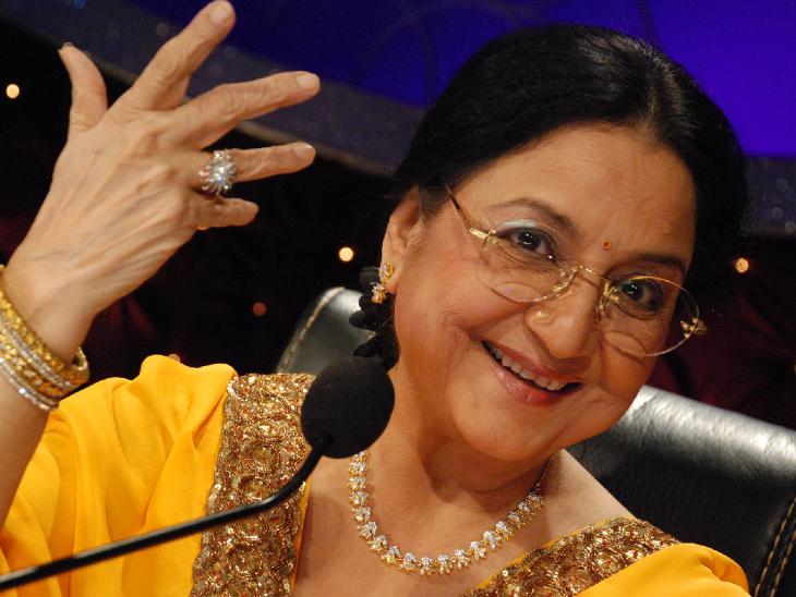 77 वर्षीय एक्ट्रेस ने दी कोरोना को मात, बेटा होशांग ने कहा- पॉजिटिव होने पर मेरी मां बिलकुल नहीं घबराईं|बॉलीवुड,Bollywood - Dainik Bhaskar