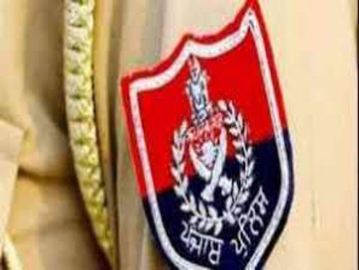 मामले की जानकारी सब-इंस्पेक्टर सतनाम सिंह ने SSP ध्रुमन एच निंबाले को सूचना दी थी। - Dainik Bhaskar