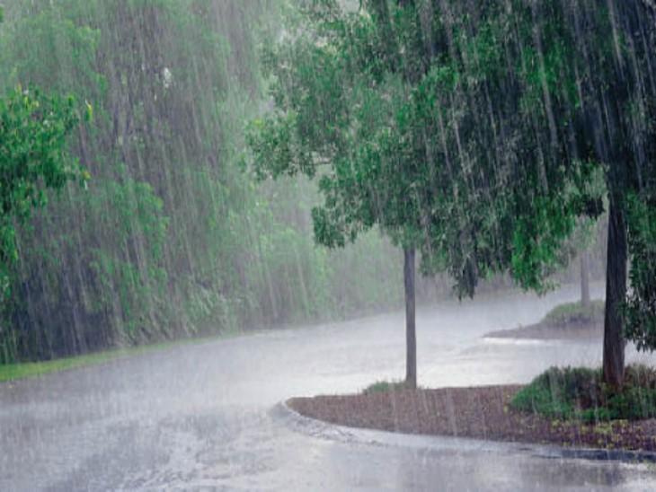 तीसरे साल भी मानसून में अच्छी बारिश की संभावना, 103% वर्षा का पूर्वानुमान जालंधर,Jalandhar - Dainik Bhaskar