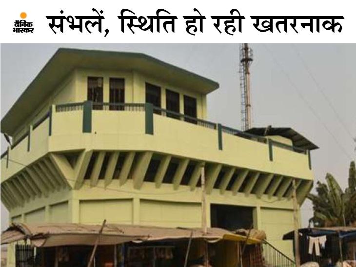 खाजेकलां और गुलबी घाट में भी जलाए जाएंगे शव, बांसघाट का दूसरा विद्युत शवदाह गृह भी चालू|पटना,Patna - Dainik Bhaskar