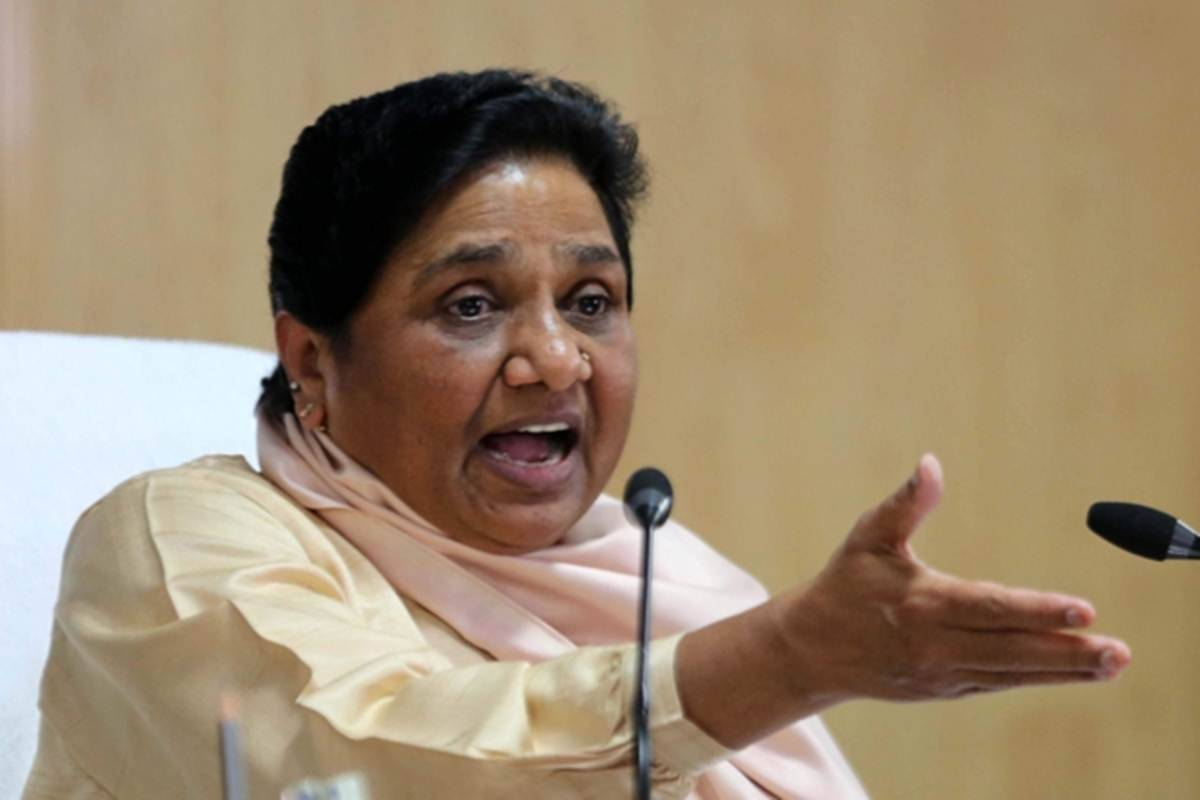 पुलिस में शिकायत हुई तो आरोपी ने कहा- BSP सुप्रीमो ने इंटरव्यू में कांशीराम परिवार के बारे में गलत बोल था, मैं भावुक हो गया था जालंधर,Jalandhar - Dainik Bhaskar