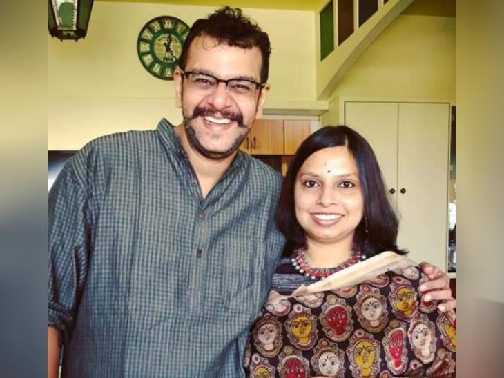 पति-पत्नी ने 2 साल पहले होममेड ऑनलाइन स्टार्टअप शुरू किया; आज हर महीने दो लाख रुपए कमा रहे, 5 लोगों को रोजगार भी दिया|DB ओरिजिनल,DB Original - Dainik Bhaskar