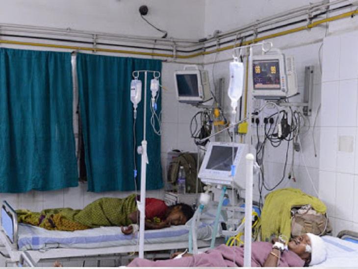केंद्रीय स्वास्थ्य मंत्री ने कहा- केंद्र के पास पर्याप्त वेंटिलेटर लेकिन कोई मांगता ही नहीं, छत्तीसगढ़ ने कहा- 12 अप्रैल को ही भेजी है 285 वेंटिलेटर की डिमांड रायपुर,Raipur - Dainik Bhaskar