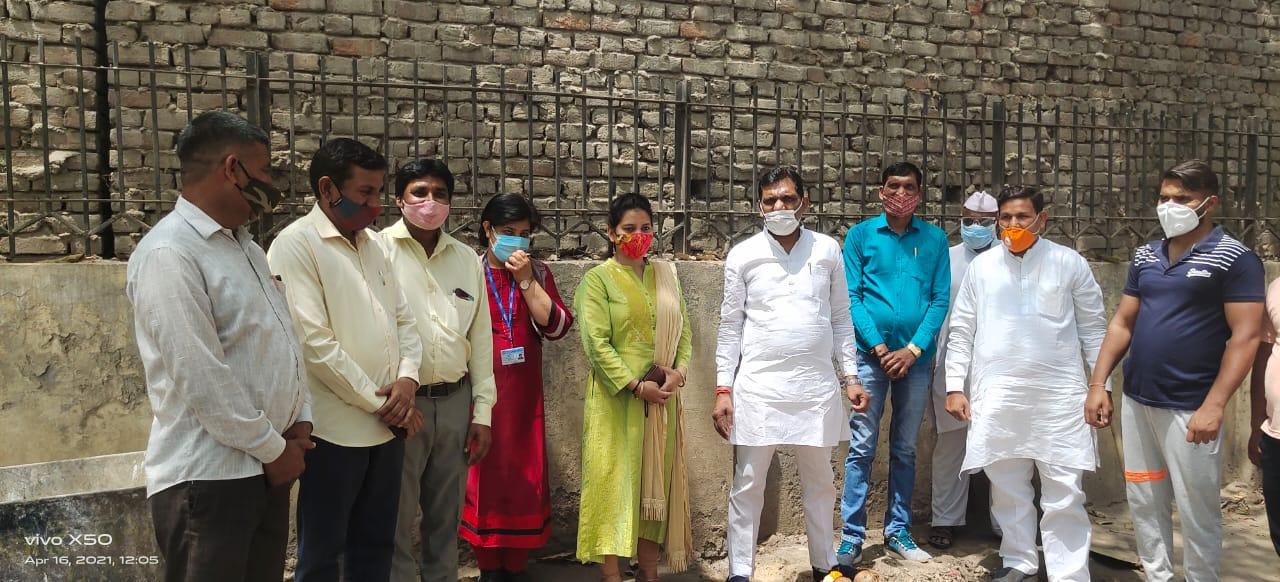 मच्छरों की रोकथाम पर काबू पाने के मलेरिया सर्कल का उदघाटन, पूर्वी दिल्ली के लोगों को मिलेगी बड़ी राहत|दिल्ली + एनसीआर,Delhi + NCR - Dainik Bhaskar