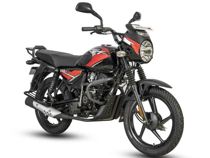 बजाज ने नई CT110X बाइक लॉन्च की, 10 लीटर पेट्रोल में 700km तक दौड़ेगी; जानिए कीमत और अन्य फीचर्स|टेक & ऑटो,Tech & Auto - Dainik Bhaskar