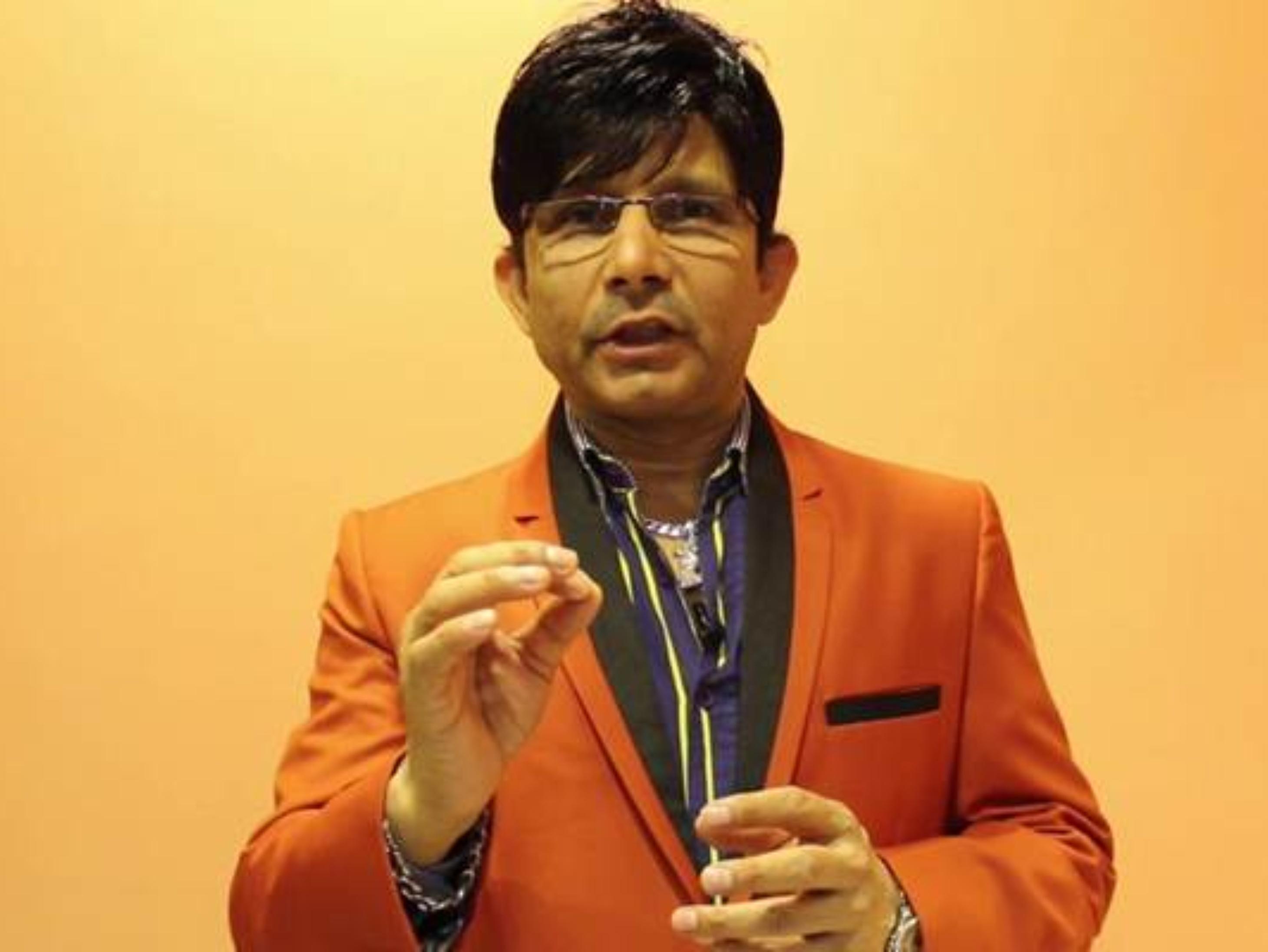 कमाल बोले - उन्हें डर है कि अक्षय कुमार की अपकमिंग फिल्म 'बेल बॉटम' की असलियत बाहर ना आ जाए बॉलीवुड,Bollywood - Dainik Bhaskar