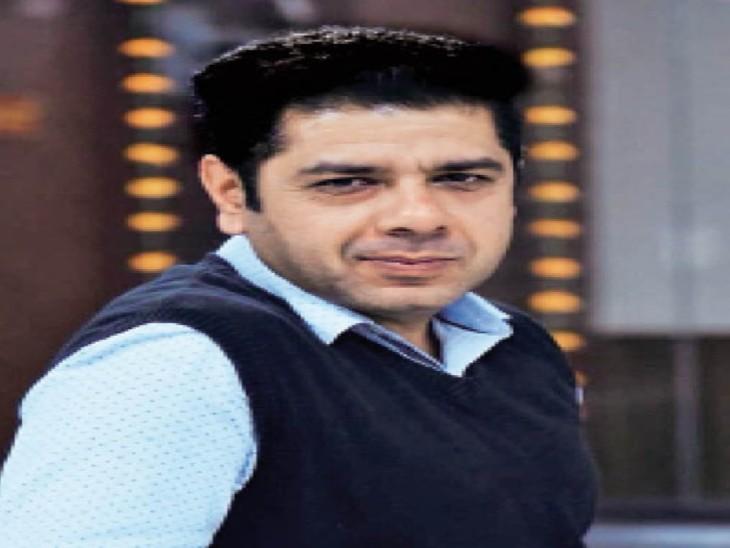 नवीन गुलाटी, वेडिंग प्लानर - Dainik Bhaskar