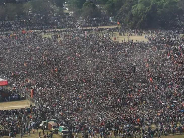 चुनाव आयोग ने बंगाल में बुलाई ऑल पार्टी मीटिंग, रैलियों पर रोक लगाने का हो सकता है फैसला देश,National - Dainik Bhaskar