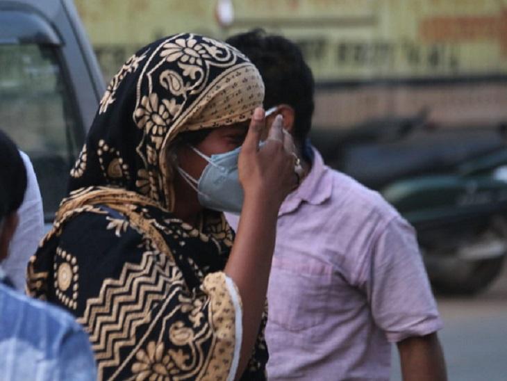 रायपुर के राजधानी अस्पताल में आग लगने से पांच  लोगो की मौत