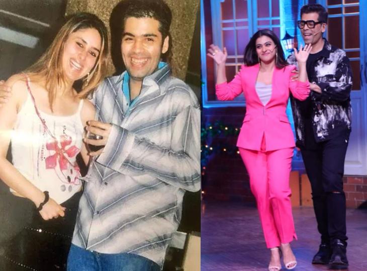 कार्तिक आर्यन से पहले काजोल और करीना कपूर से भी हो चुकी है करन जौहर की लड़ाई, कभी टूट गई थी सालों पुरानी दोस्ती बॉलीवुड,Bollywood - Dainik Bhaskar