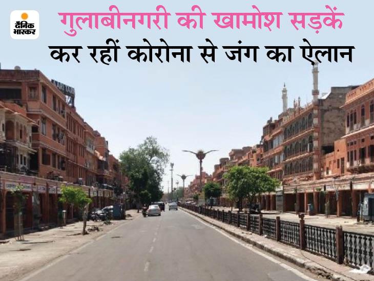 पिछले साल पूरे नवंबर में मिले थे 71 हजार से ज्यादा केस, इस बार 17 दिन में ही रिकॉर्ड टूटा, CM की ओपन बैठक में लॉकडाउन को लेकर नहीं हुआ कोई फैसला|राजस्थान,Rajasthan - Dainik Bhaskar