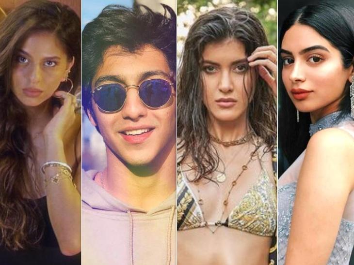 शनाया कपूर से लेकर अहान पांडे तक, इस साल फिल्मों में नजर आ सकते थे ये स्टारकिड्स, अब कोरोना ने टाला डेब्यू|बॉलीवुड,Bollywood - Dainik Bhaskar