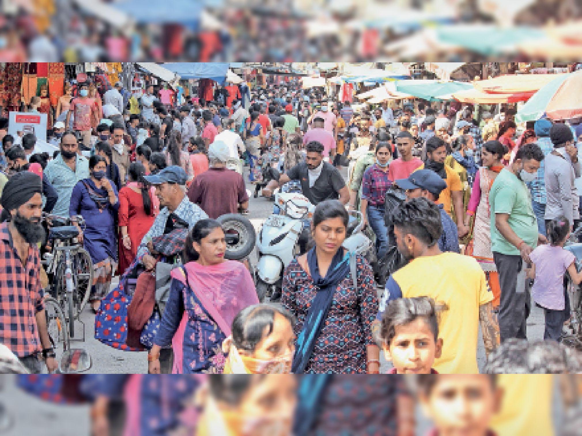 सात दिन में 2800 से ज्यादा संक्रमित, 29 की मौत और इधर|जालंधर,Jalandhar - Dainik Bhaskar