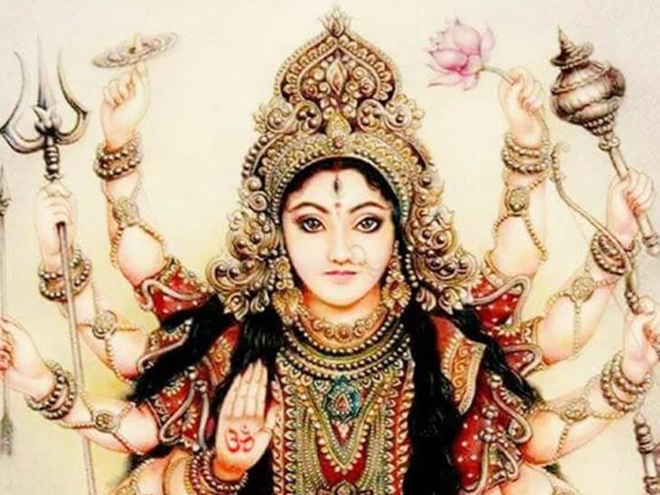 चैत्र नवरात्रि का अंतिम दिन 21 अप्रैल को, गणेशजी, देवी दुर्गा और श्रीराम की विशेष पूजा का शुभ योग|धर्म,Dharm - Dainik Bhaskar