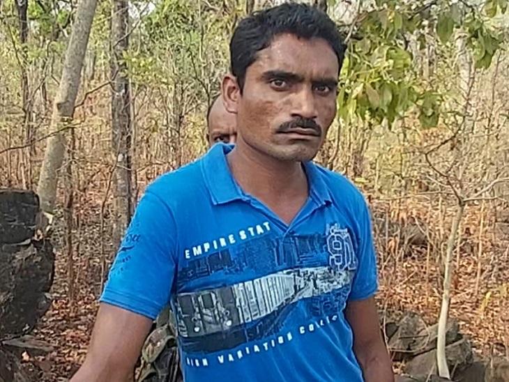 पुलिस कांस्टेबल ने खुद तीन माह पहले दूसरी शादी की और चरित्र संदेह में पत्नी को मार डाला। - Dainik Bhaskar