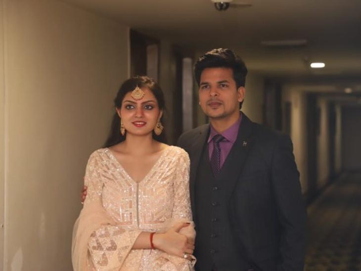 आईएएस ऑफिसर ने की अस्पताल के ओपीडी में कार्यरत अपनी पत्नी की तारीफ, उसने शादी की सालगिरह पर साथ रहने के बजाय मरीजों की सेवा करना जरूरी समझा लाइफस्टाइल,Lifestyle - Dainik Bhaskar