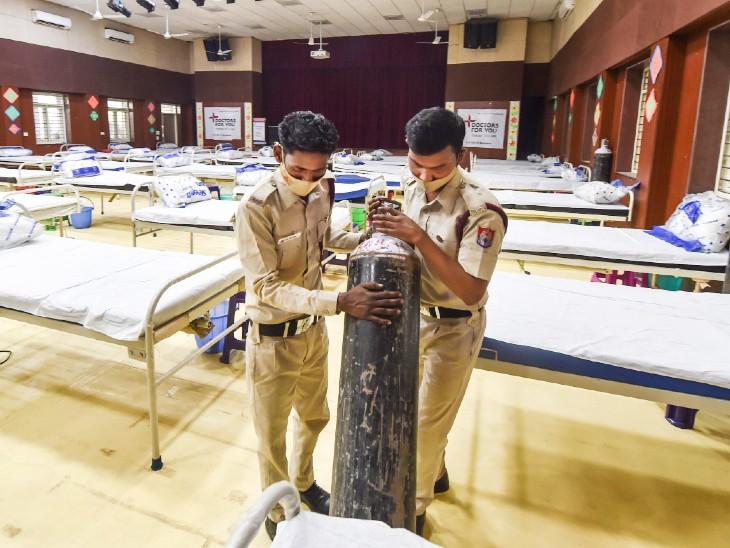 बीते 24 घंटे में सबसे ज्यादा 2.94 लाख नए केस सामने आए, 2 हजार से ज्यादा मौतें; दिल्ली, कर्नाटक, केरल में भी रिकॉर्ड मामले|देश,National - Dainik Bhaskar