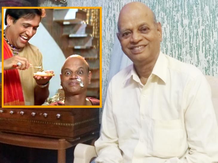 अभिनेता किशोर नंदलास्कर का कोरोना से निधन, 81 साल की उम्र में कोविड सेंटर में ली अंतिम सांस|बॉलीवुड,Bollywood - Dainik Bhaskar