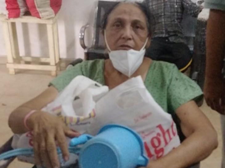 भिलाई की यास्मीन रहमान के हौसले को सलाम; 17 दिनों में ठीक होकर लौटी घर, डाक्टरों को कहा थैंक्यू|भिलाई,Bhilai - Dainik Bhaskar