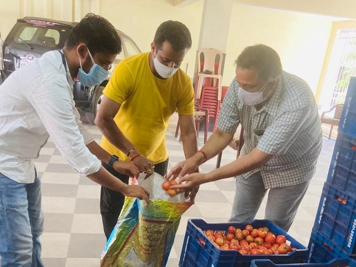 दिहाड़ी मजदूरों और जरूरतमंदों को सूखा राशन पहुंचाने के निर्देश, राहुल गांधी के कहने पर मुख्यमंत्री और प्रदेश अध्यक्ष ने दिए निर्देश|रायपुर,Raipur - Dainik Bhaskar