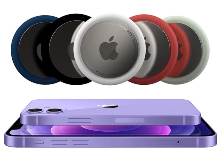 चीजें ढूंढने एयरटैग्स ट्रैकर्स लॉन्च किया, आईफोन 12 पर्पल कलर में भी मिलेगा; नया आईमैक भी लॉन्च टेक & ऑटो,Tech & Auto - Dainik Bhaskar