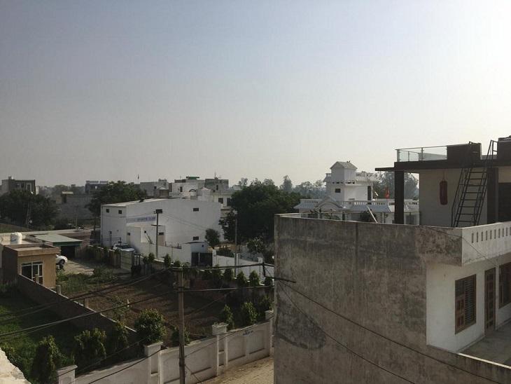 आंधी के बाद शांत हुई हवाएं, बारिश से 3 डिग्री गिरा अधिकतम तापमान; आज भी छा सकते हैं बादल|पानीपत,Panipat - Dainik Bhaskar
