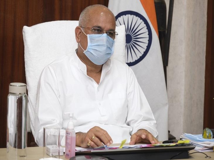 मुख्यमंत्री बोले- अस्पतालों को ही मिलेंगे रेमडेसिविर इंजेक्शन, नगर निगमों में विद्युत शवदाह गृहों को तुरंत मंजूरी मिलेगी|रायपुर,Raipur - Dainik Bhaskar