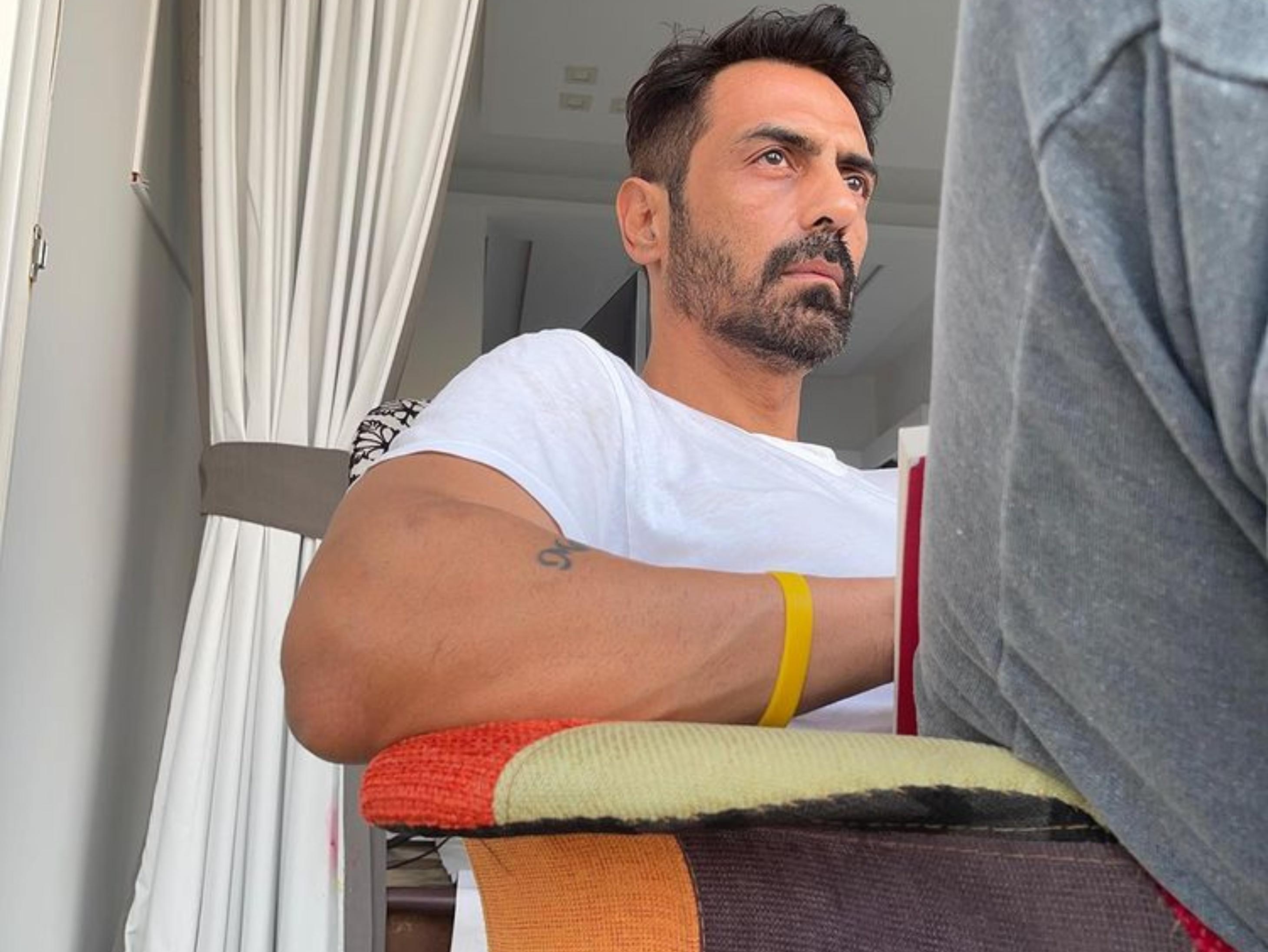 कोरोना से रिकवर हुए अर्जुन रामपाल, सोशल मीडिया पर बताया- वैक्सीन की पहली डोज ने कम किया वायरस का लोड|बॉलीवुड,Bollywood - Dainik Bhaskar