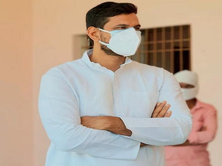 भिलाई विधायक ने केन्द्रीय इस्पात मंत्री को पत्र लिखा। भिलाई स्टील प्लांट में कार्यरत कर्मचारियों की कोरोना से मौत के बाद परिजन को अनुकंपा नियुक्ति की मांग। - Dainik Bhaskar