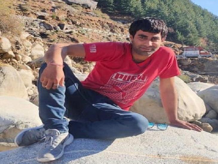 दो युवकों नेबाइक टकराने का ड्रामा करके बिल्डिंग मेटिरियलव्यापारी से मारपीट करछीने70 हजार रुपये, एक को पकड़ा तो लोगों ने छुड़ाकरभगा दिया|पानीपत,Panipat - Dainik Bhaskar