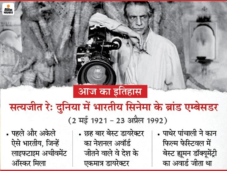उस महान कलाकार ने दुनिया को अलविदा कहा, जिसे ऑस्कर कमेटी ने कोलकाता आकर सम्मानित किया था देश,National - Dainik Bhaskar