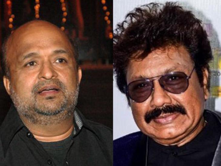 गीतकार समीर और दिवंगत संगीतकार श्रवण दोनों प्रोफेशनल साथी तो थे ही, बहुत गहरे दोस्त भी थे। - Dainik Bhaskar