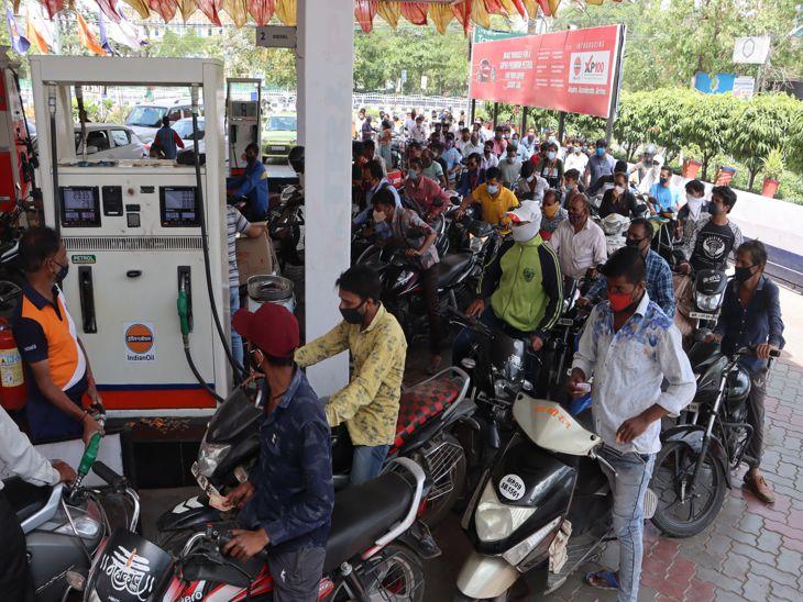 इंदौर में 16 और पेट्रोल पंपों को खुलने की मिली मंजूरी, अब 36 पंपों पर सुबह 7 से रात 11 बजे तक मिलेगा पेट्रोल-डीजल इंदौर,Indore - Dainik Bhaskar