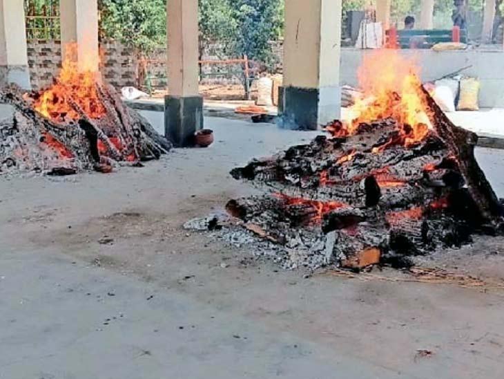 पिछले 24 घंटे में राज्य में मिले 5741 नए पॉजिटिव, 63 मरीजों की हुई मौत; एक्टिव मरीजों का आंकड़ा पहुंचा 40 हजार पार|झारखंड,Jharkhand - Dainik Bhaskar