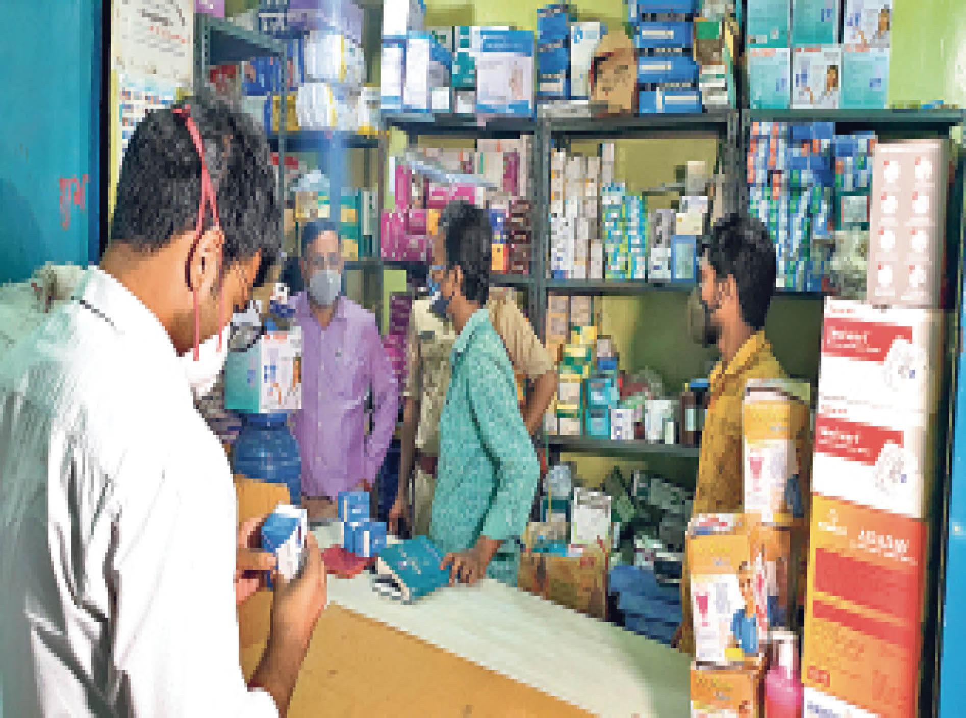 भास्कर टीम के साथ गए एसडीओ से 400 रुपए के ऑक्सीमीटर का 2500 मांगा, एक हिरासत में|रांची,Ranchi - Dainik Bhaskar