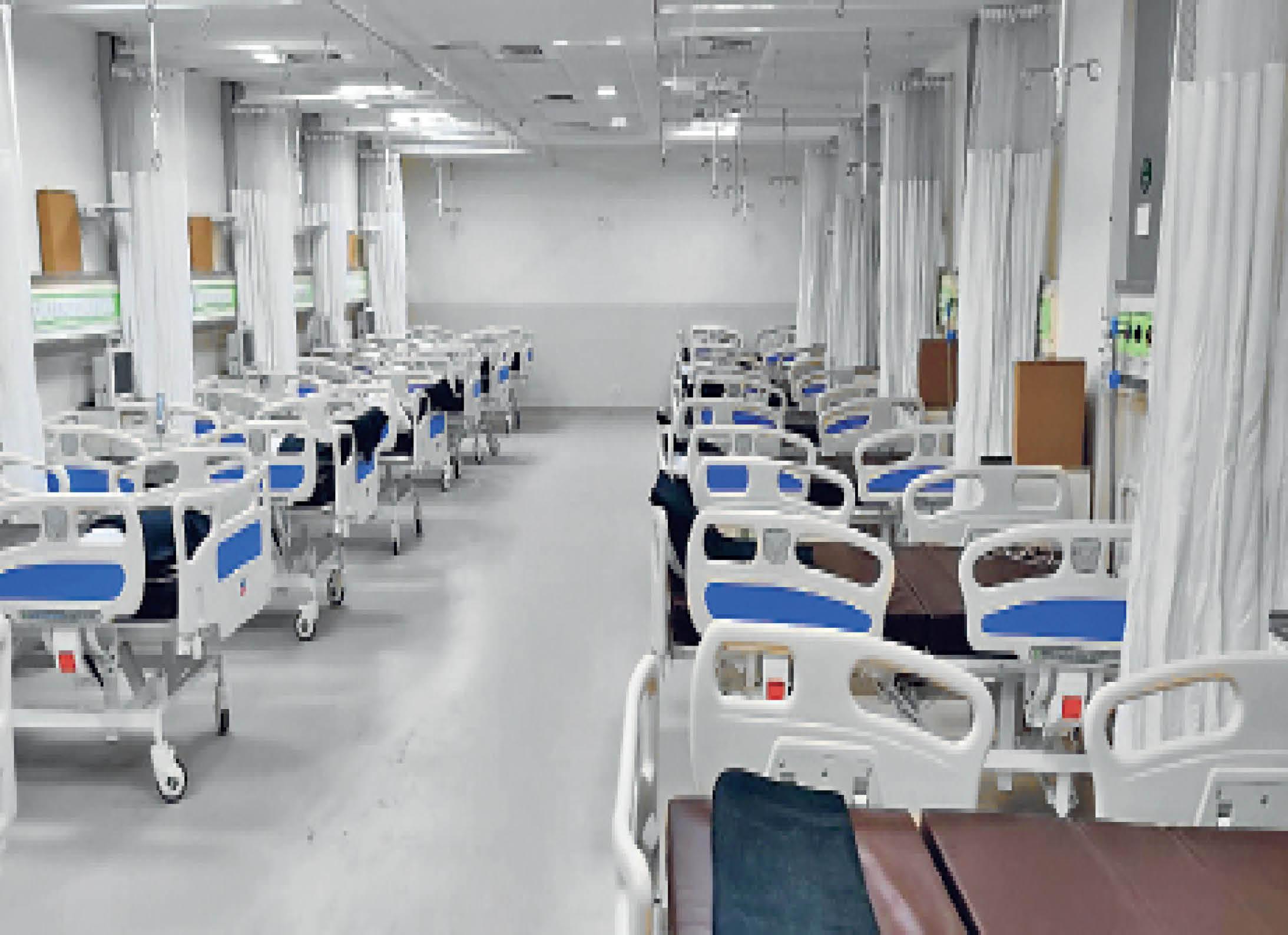 ऑक्सीजन-बेड न मिलने से दम तोड़ रहे मरीज,125 वेंटिलेटर समेत 500 ऑक्सीजन बेड वाले अस्पताल में सिर्फ 50 बेड का कोविड सेंटर ही क्यों?|पटना,Patna - Dainik Bhaskar