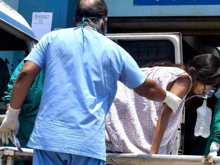 पेट में था 8 महीने का बच्चा, इंदौर के हर बड़े नेता को फोन लगाया; सोनू सूद भी मदद नहीं कर पाए|इंदौर,Indore - Dainik Bhaskar