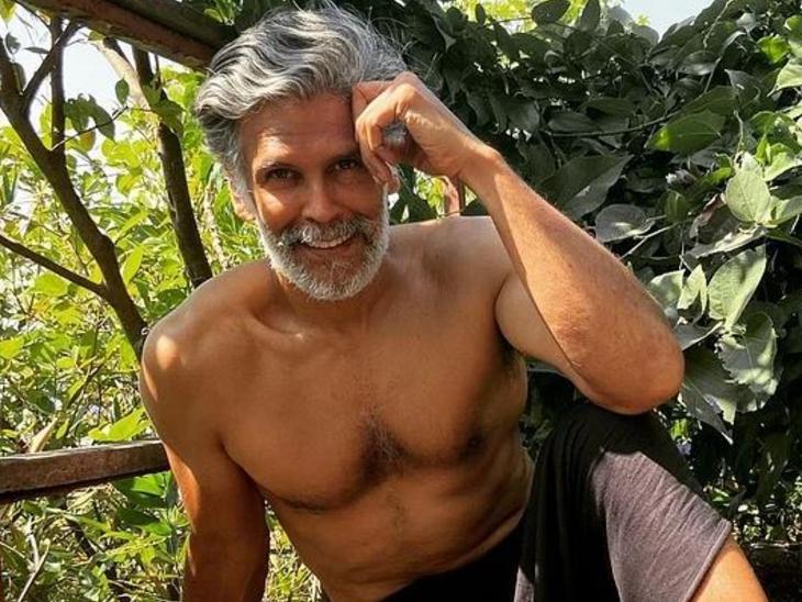 लोगों ने पूछा इतना फिट होने के बाद भी आपको कैसे कोविड हो गया था, मिलिंद सोमन बोले-कोई भी व्यक्ति हो सकता है संक्रमित|बॉलीवुड,Bollywood - Dainik Bhaskar