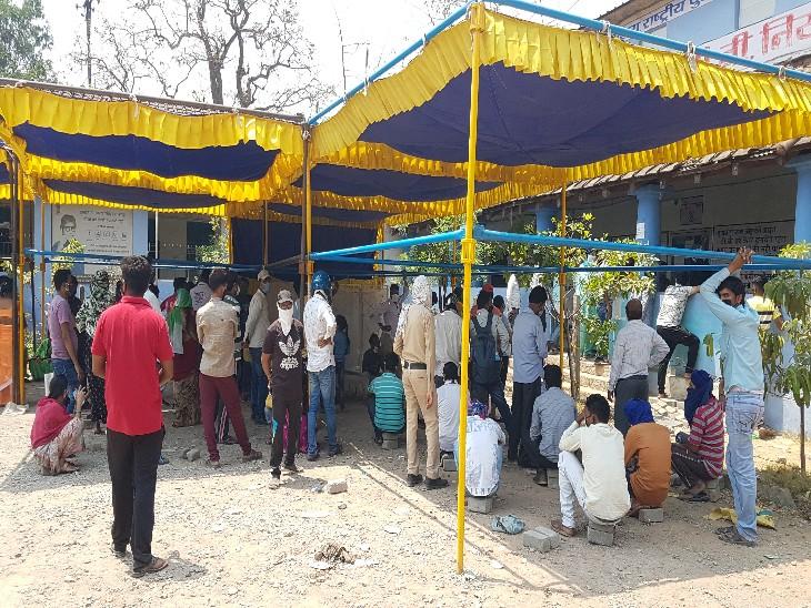 14 हजार मरीज ठीक हुए, 15 हजार नए संक्रमित मिले, पिछले 24 घंटे में 215 मौतें, अब सरकार को बिना बताए रेमडेसिविर नहीं बेच सकेंगे दवा व्यापारी रायपुर,Raipur - Dainik Bhaskar