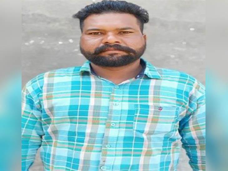 तरनतारन जिले के गांव नोने का सुरजीत सिंह, जिसकी बीती रात हत्या कर दी गई। -फाइल फोटो - Dainik Bhaskar