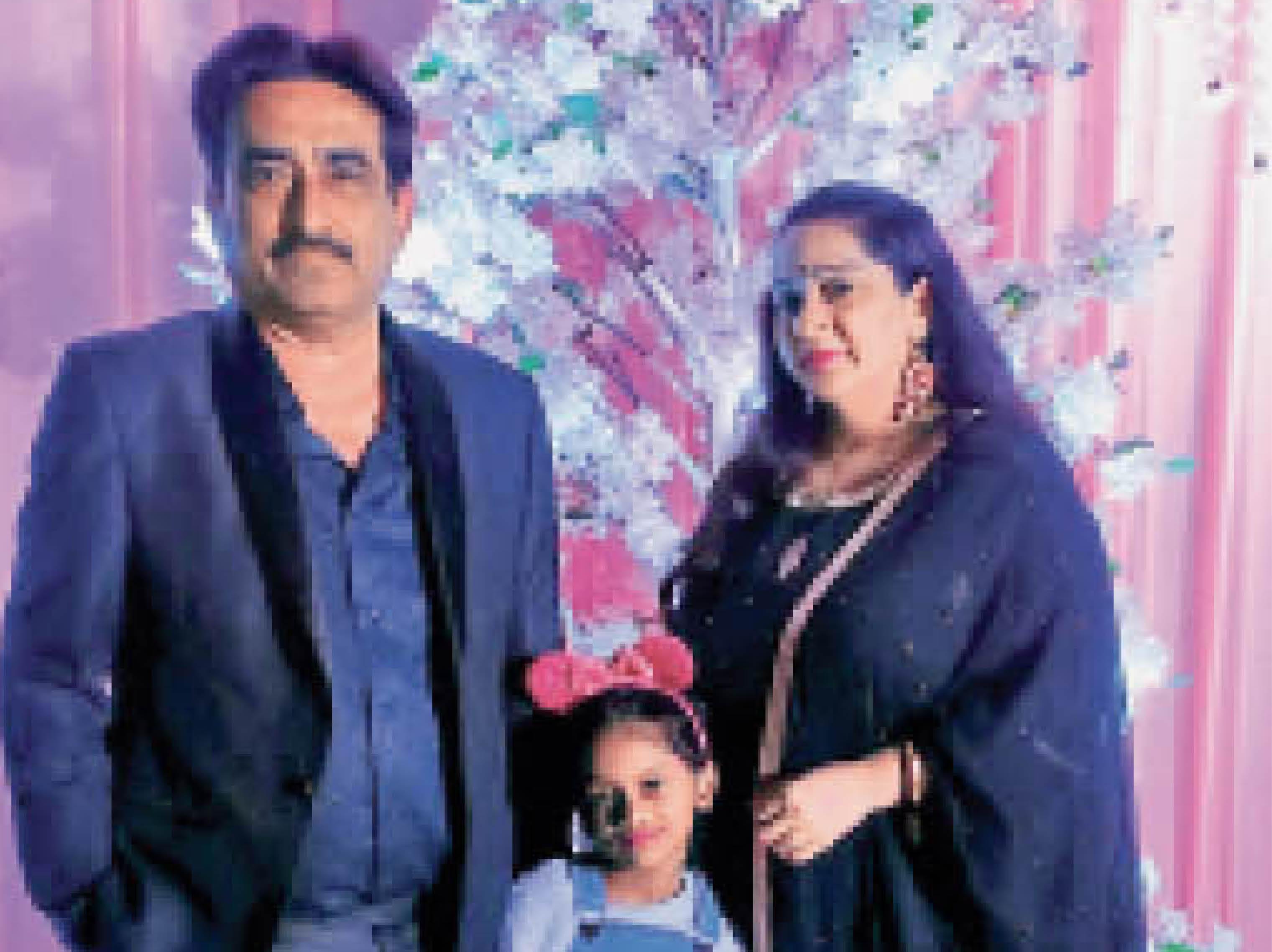 माना अस्पताल के कोविड इंचार्ज छोटी बहन को नहीं बचा पाए, संक्रमित भी हुए, फिर ड्यूटी के लिए तैयार रायपुर,Raipur - Dainik Bhaskar
