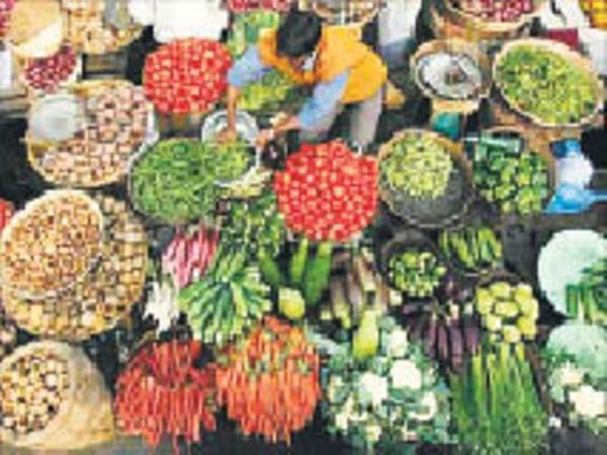 अब सुबह 6 से दोपहर 2 बजे तक ठेलों में फल-सब्जी और नाॅनवेज; गोदाम रात 11 से सुबह 4 बजे तक, ऑनलाइन शॉपिंग भी शुरू रायपुर,Raipur - Dainik Bhaskar