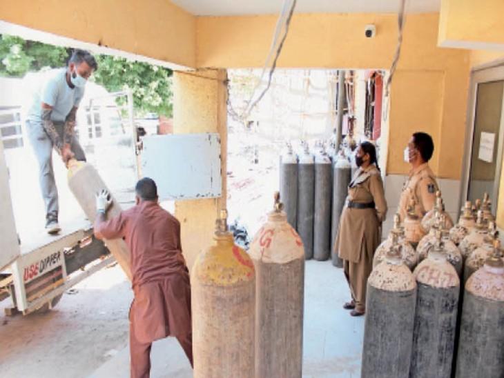 पहली बार 648 पॉजिटिव, गिनती 40000 पार, 5 ने दम तोड़ा|जालंधर,Jalandhar - Dainik Bhaskar