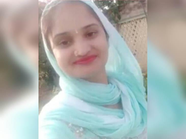 नशा करने से रोकने पर घोंटा पत्नी का गला, बच्चों को कमरे में बंद करके खुद ही बुलाई पुलिस; बाथरूम में मिली लाश पंजाब,Punjab - Dainik Bhaskar