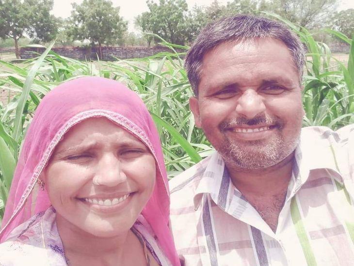अजमेर में पति की मौत की खबर सुनकर बदहवास हुई पत्नी, जहर खाकर सुसाइड किया; दो मासूम बच्चों को छोड़ गए अजमेर,Ajmer - Dainik Bhaskar