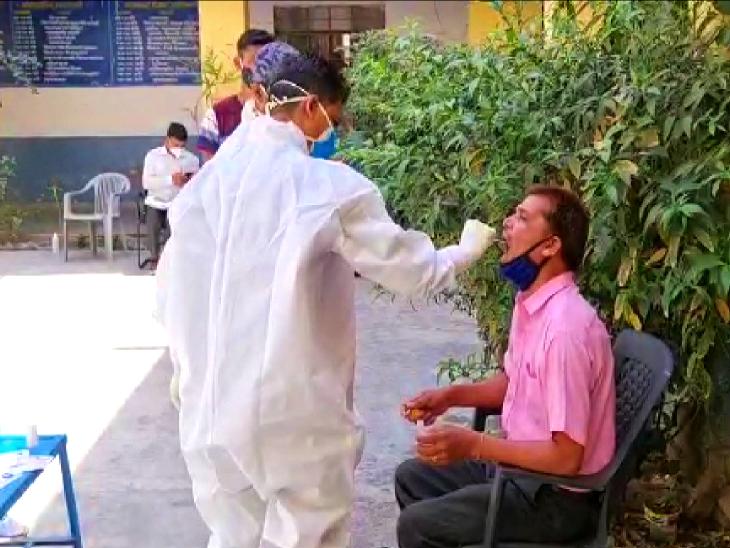 मंगलवार को 881 नए संक्रमित आए सामने, 14 मरीजों की गई जान, संक्रमित मरीजों का आंकड़ा पहुंचा 31 हजार पार|उदयपुर,Udaipur - Dainik Bhaskar