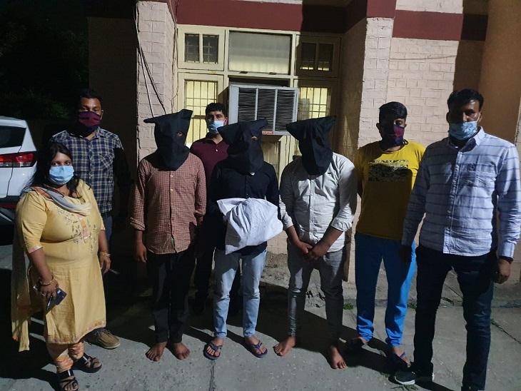 3490 के रेमडेसिविरको 35 हजार रुपए में बेच रहे थे, 19 इंजेक्शन के साथ तीन गिरफ्तार|पानीपत,Panipat - Dainik Bhaskar