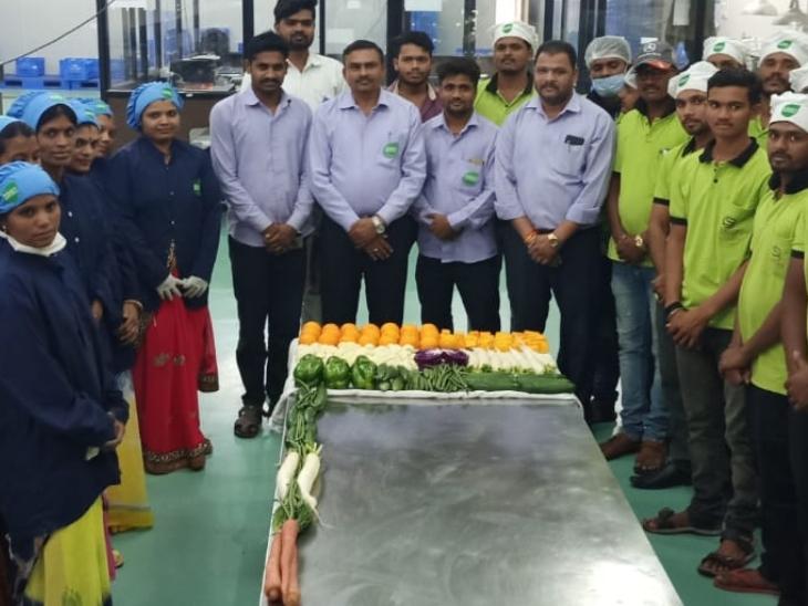 लॉकडाउन में मार्केट बंद हुआ तो 11 किसानों ने लॉन्च किया ऑनलाइन ऐप; एक साल में 1 हजार किसान जुड़े, 9 करोड़ पहुंचा टर्नओवर DB ओरिजिनल,DB Original - Dainik Bhaskar